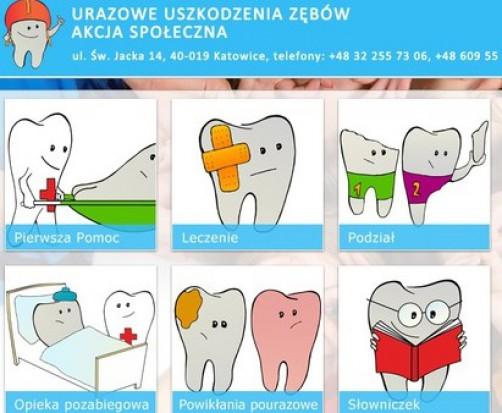 Śmigiel Stomatologia rozpoczyna akcję społeczną poświęconą urazowym uszkodzeniom zębów