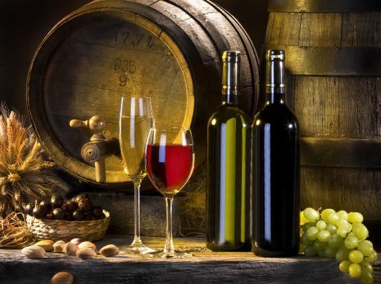 Próchnica boi się czerwonego wina?