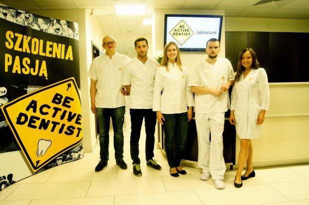 BE ACTIVE DENTIST otwiera gabinet w Warszawie