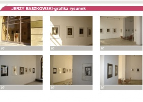 Lekarz dentysta Jerzy Baszkowski - kolejna wystawa artysty
