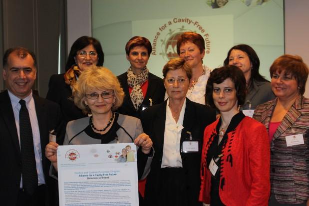 Utworzono Środkowo-Wschodnioeuropejski Oddział Sojuszu dla Przyszłości Wolnej od Próchnicy