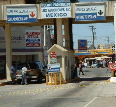 El Dorado dla meksykańskich dentystów i Mekka dla amerykańskich pacjentów