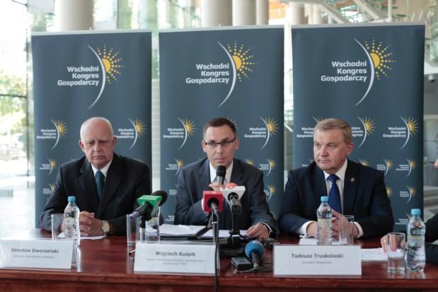 Debata o przyszłości Polski Wschodniej, także o ochronie zdrowia