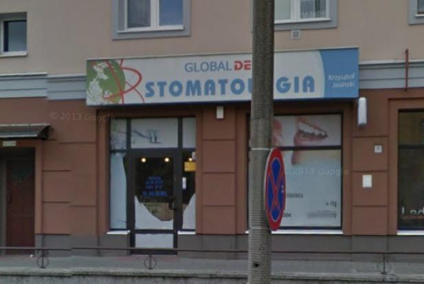Global - Dent poleczy w Radomiu