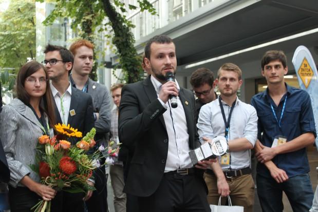Be Active Dentist z Grand Prix Publiczności CEDE 2014