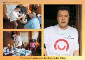 Konrad Rylski: Afryka potrzebuje zdrowych dentystów. Do Ugandy nie lecimy