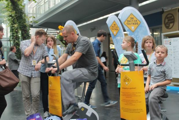 Fundacja Be Active: ponad 300 km na rowerze dla chorego stomatologa