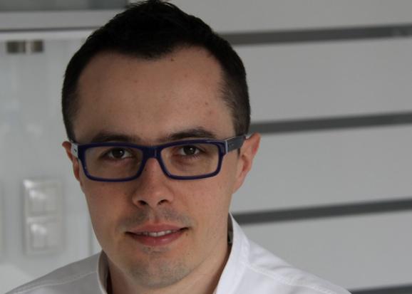 Michał Lizurej Hipokratesem 2014