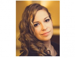Anna Andrzejewska - kandydatka na stanowisko Skarbnika Generalnego PTSS