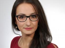 Magdalena Bednarz - kandydatka na stanowisko Sekretarza Generalnego PTSS