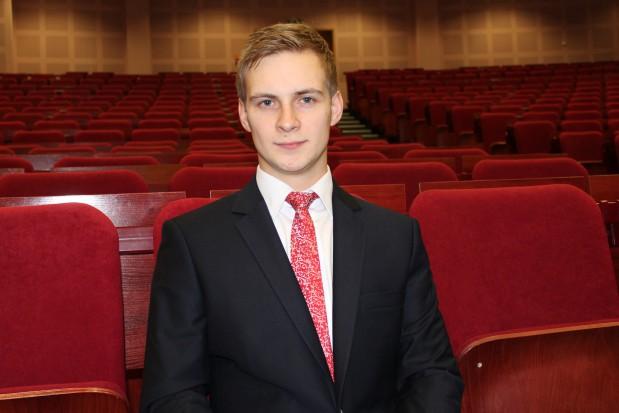 Michał Dudziński - kandydat na wiceprezydenta PTSS