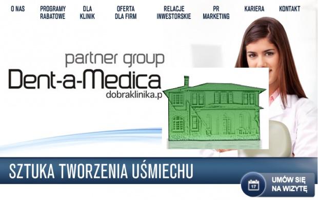 Dent-a-Medical postawi na... deweloperkę?