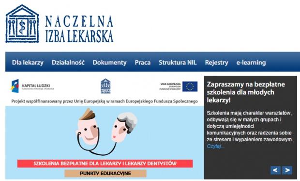 O wynikach ankiety infoDENT24.pl - podczas Komisji Kształcenia NRL