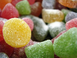 Dentyści propagują cukierki