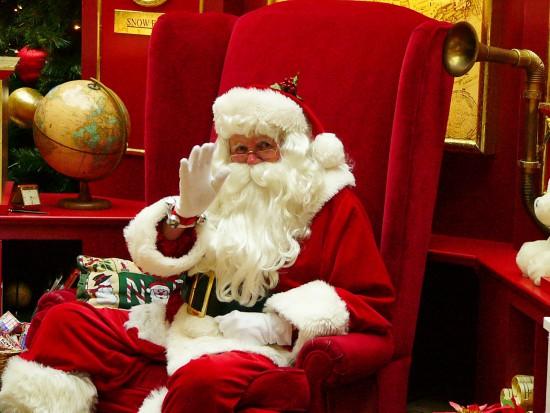 Dlaczego Święty Mikołaj był coraz smutniejszy?