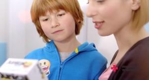 Reklama: spór o mleczaki