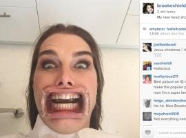 Brooke Shields: lans na fotelu dentystycznym