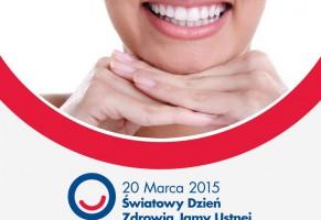 """Każdy dentysta może być """"twarzą"""" Światowego Dnia Zdrowia Jamy Ustnej"""