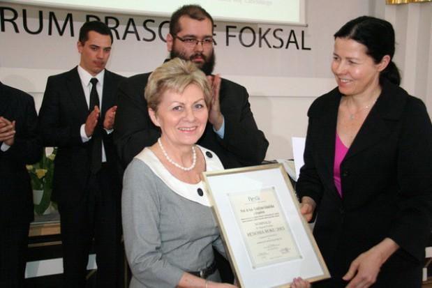 Złoty medal dla biomateriału kościozastępczego