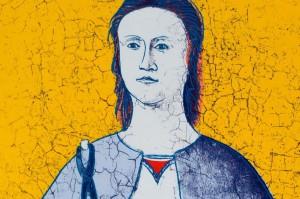 Św. Apolonia Warhola na KRAKDENT 2015