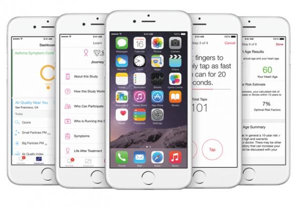 ResearchKit od Apple: dentyści zachwyceni