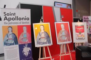KRAKDENT: św. Apolonia Warhola sprzedana za 111 tys. zł