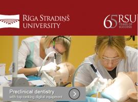 Ryga zaprasza zagranicznych studentów stomatologii