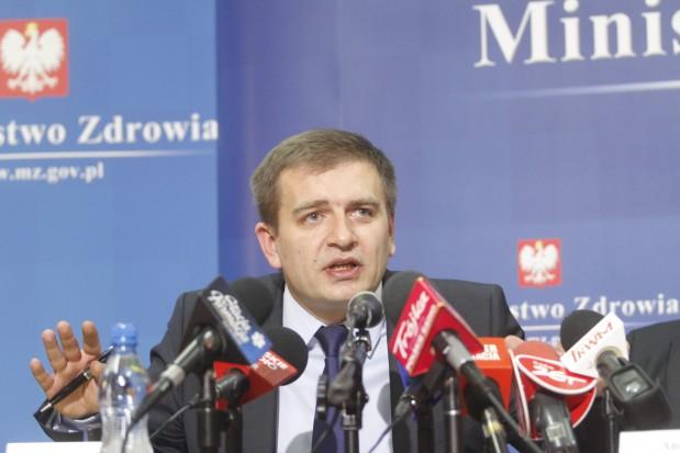 NRL chce rozmawiać z Bartoszem Arłukowiczem o epidemii próchnicy