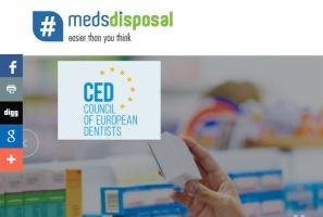CED w kampanii świadomego pozbywania się niepotrzebnych leków