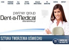 Dent-a-Medical: stomatologia deweloperka i ...spadek przychodów ze sprzedaży