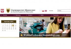 UM we Wrocławiu: obrony prac doktorskich