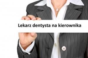 Medycy na kierowników podmiotów leczniczych