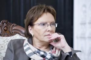 Premier Ewa Kopacz powalczy z próchnicą
