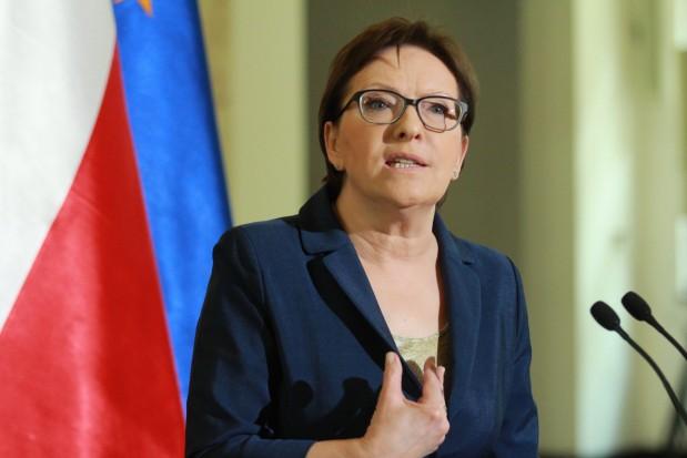 Pomysł premier Ewy Kopacz na obecność dentystów w szkołach