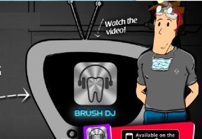 Brush DJ profilaktyczna aplikacja z perspektywami