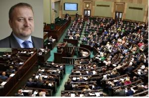 Dentysta Paweł Barucha chce być posłem