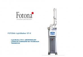 LightWalker ST-E – uniwersalny laser do zabiegów na tkankach twardych