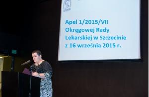 Magda Wiśniewska, prezes ORL w Szczecinie: lekarze i lekarze dentyści muszą być solidarni