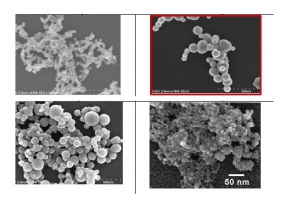Nanostruktury blokujące nadwrażliwość zębów