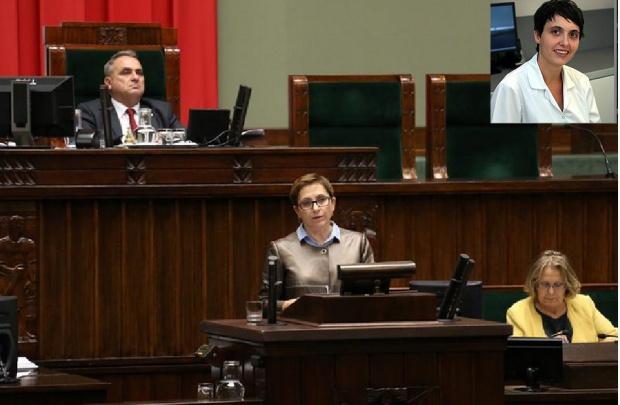 Lek. dent. Marta Szumielewicz kandydatką do parlamentu