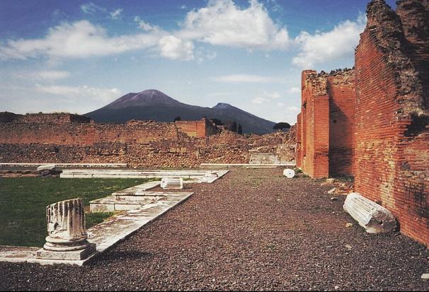Pompeje: starożytni mieszkańcy wzorem dbałości o zęby