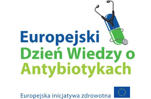 Europejski Dzień Wiedzy o Antybiotykach  z udziałem CED