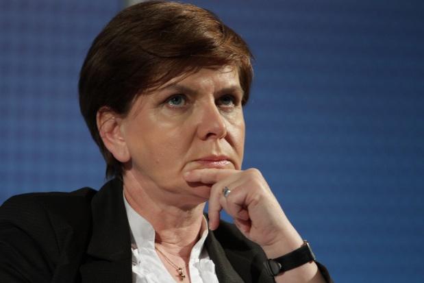 Beata Szydło wie jak walczyć z próchnicą wśród dzieci