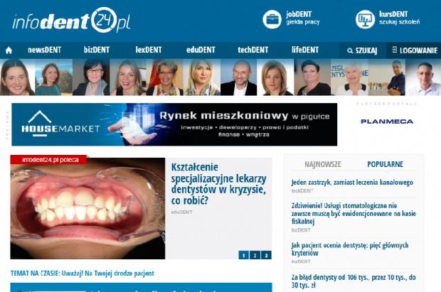 infoDENT24.pl: rekordowa oglądalność