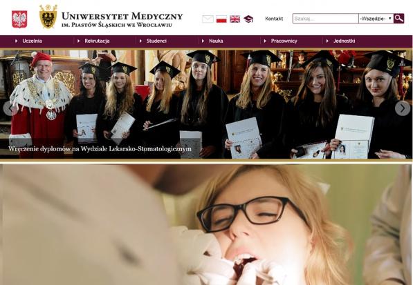 Kolejni lekarze dentyści zakończyli studia w UM we Wrocławiu