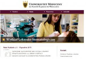 Publiczna obrona pracy doktorskiej lek. dent. Joanny Jankowskiej