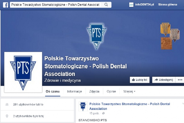 PTS optuje za szybką ścieżką specjalizacji dla lekarzy dentystów