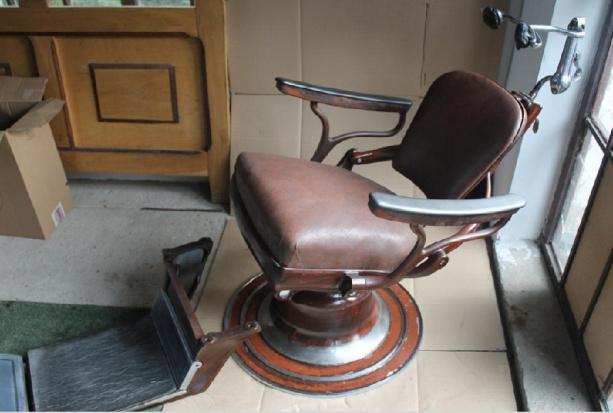 Masz gabinet? Kup sobie fotel dentystyczny z roku 1930