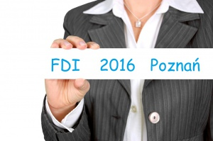 Znamienici wykładowcy podczas Kongresu FDI w Poznaniu