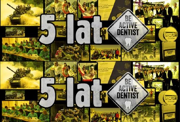 Be Active Dentist: jeszcze niszowa inicjatywa  zapaleńców, czy już powszechny ruch dentystów z inicjatywą